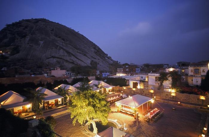 отели Индии и их интерьер 66505