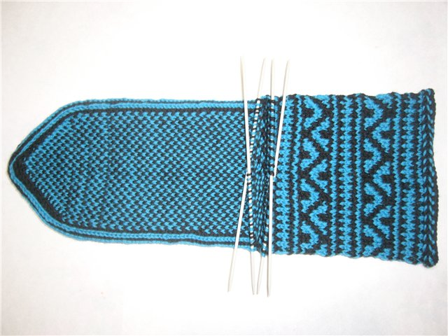 Турецкий набор в вязании