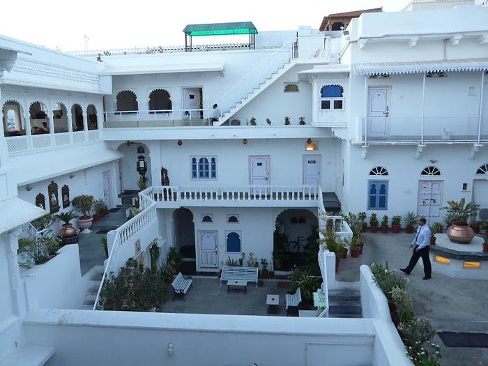 отели Индии и их интерьер 82924