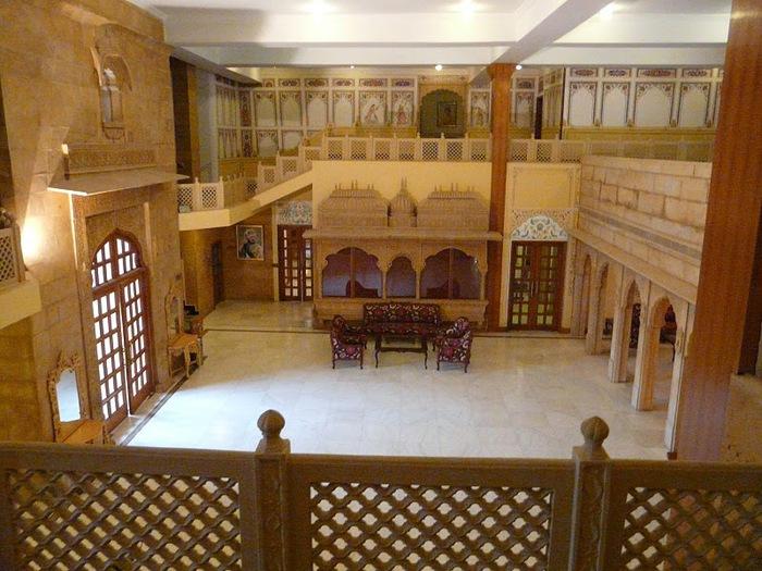 отели Индии и их интерьер 46748