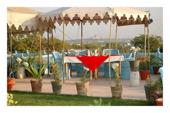 отели Индии и их интерьер 12563