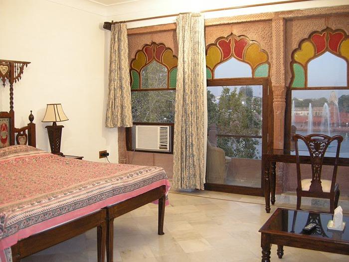 отели Индии и их интерьер 54360