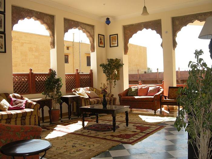 отели Индии и их интерьер 89884