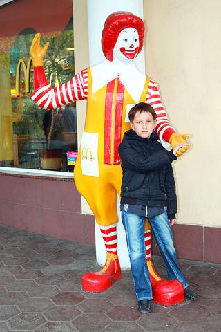getImage Клоун и Яся (320x480, 44Kb)