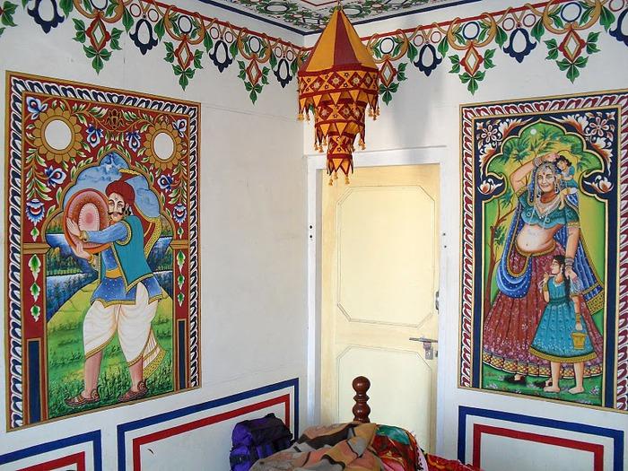 отели Индии и их интерьер 88806