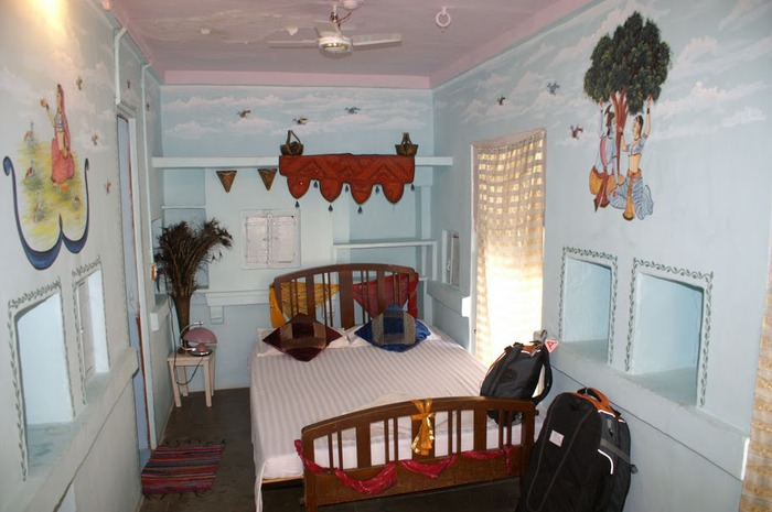 отели Индии и их интерьер 29407