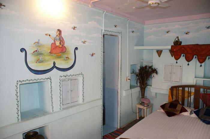 отели Индии и их интерьер 47600