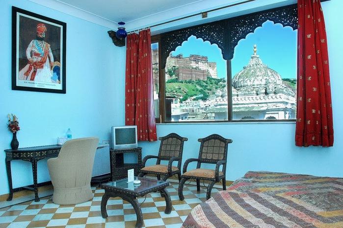 отели Индии и их интерьер 90082