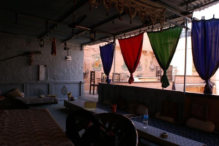 отели Индии и их интерьер 33351