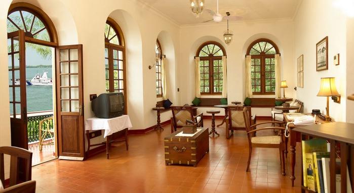 отели Индии и их интерьер 41170