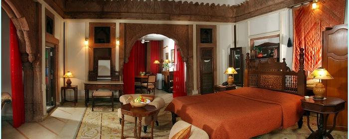 отели Индии и их интерьер 2 96865