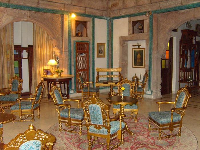 отели Индии и их интерьер 2 11398