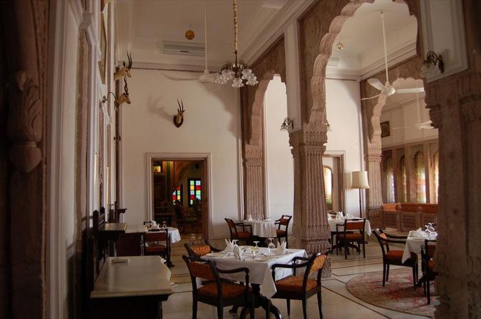 отели Индии и их интерьер 2 28344