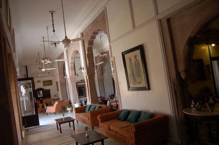 отели Индии и их интерьер 2 24446