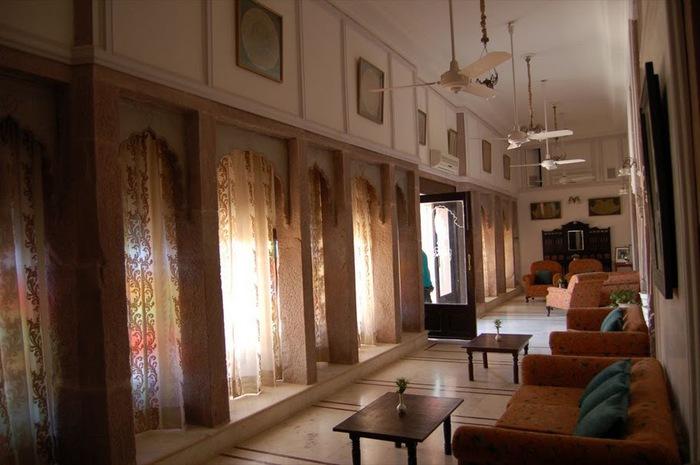 отели Индии и их интерьер 2 44292