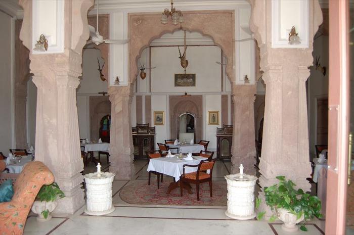 отели Индии и их интерьер 2 43202