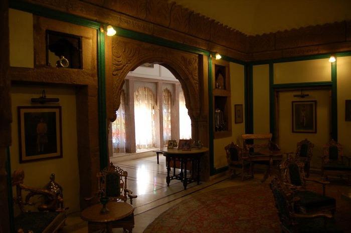 отели Индии и их интерьер 2 79623