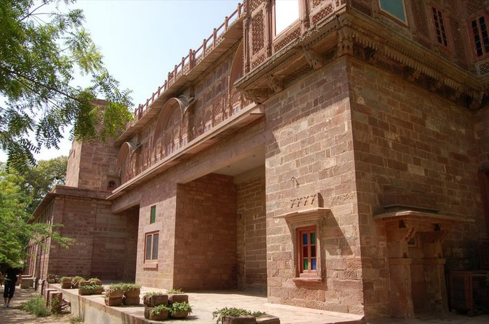 отели Индии и их интерьер 2 48993