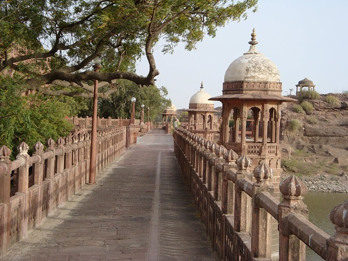 отели Индии и их интерьер 2 72295