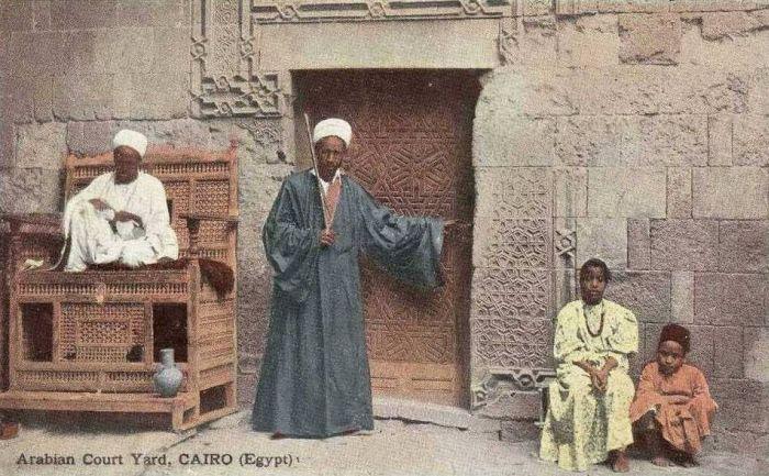 Старые фотографии Египта (7) (700x433, 86Kb)