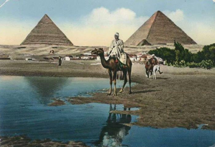 Старые фотографии Египта (10) (700x479, 56Kb)