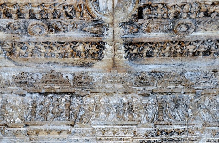 Храм Нагда - Nagda Sahasra Bahu temple 56219