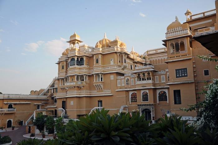 отели Индии и их интерьер 3 54380