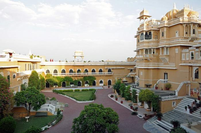 отели Индии и их интерьер 3 73294