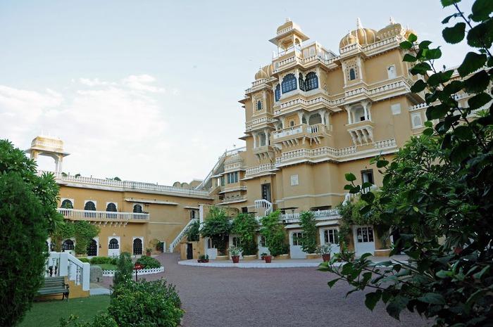 отели Индии и их интерьер 3 26944