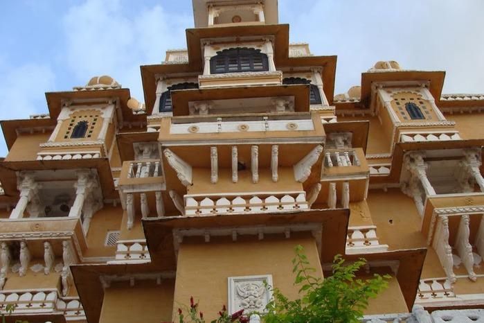 отели Индии и их интерьер 3 34089