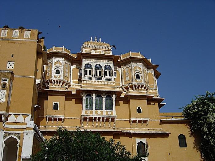 отели Индии и их интерьер 3 48910