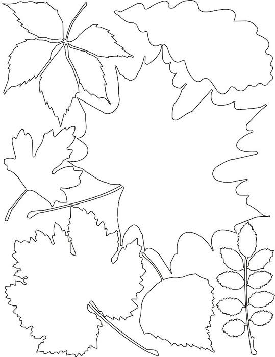 Как сделать розы из кленовых листьев.