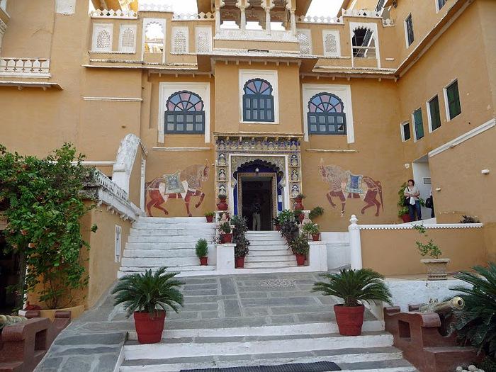 отели Индии и их интерьер 3 17780