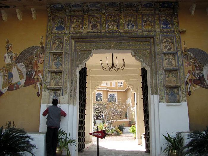 отели Индии и их интерьер 3 75376
