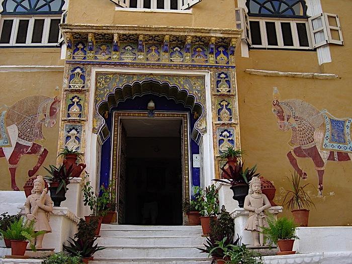 отели Индии и их интерьер 3 98061