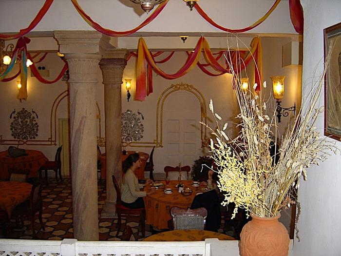отели Индии и их интерьер 3 63863