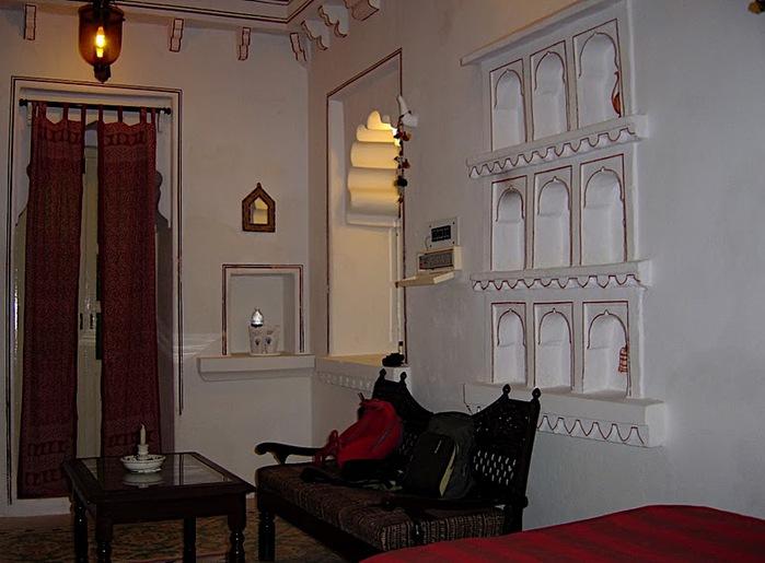 отели Индии и их интерьер 3 23114