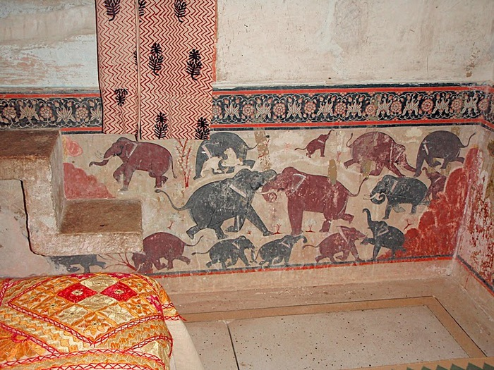 отели Индии и их интерьер 3 64013