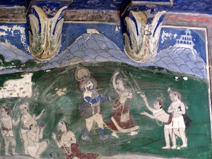 отели Индии и их интерьер 3 14018
