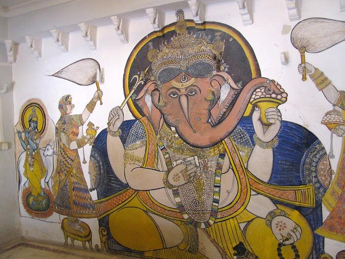 отели Индии и их интерьер 3 69055