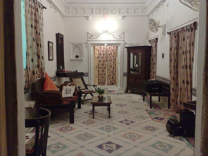 отели Индии и их интерьер 3 33153