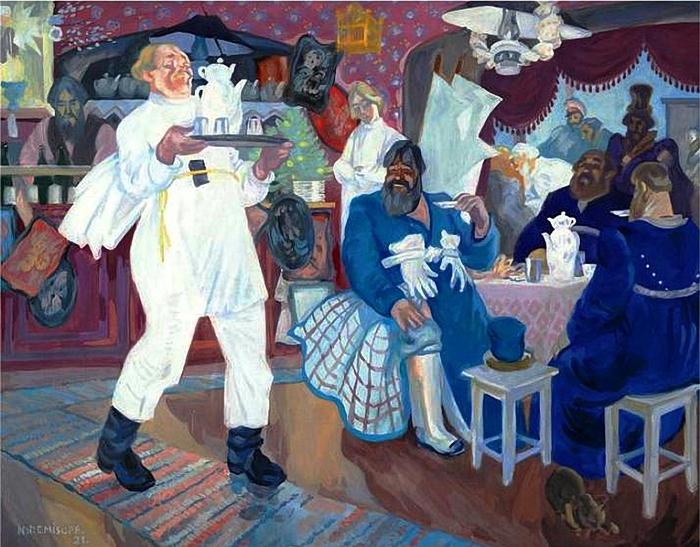 Николай Владимирович Ремизов(1887 - 1979) (700x547, 332Kb)