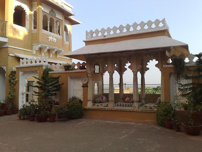отели Индии и их интерьер 3 31730