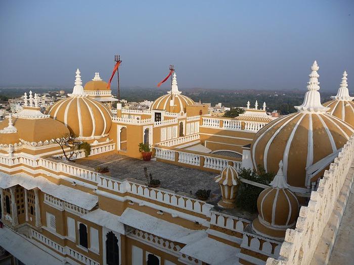 отели Индии и их интерьер 3 53193