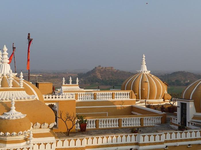 отели Индии и их интерьер 3 57324