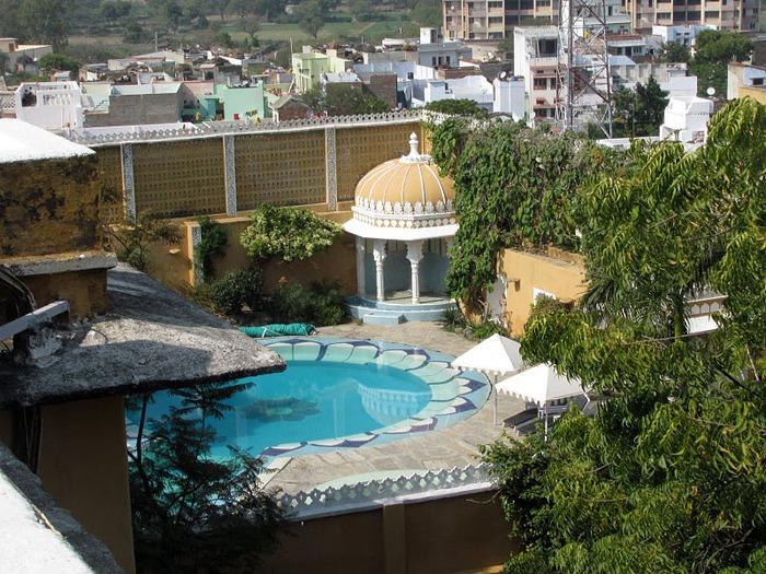 отели Индии и их интерьер 3 53868