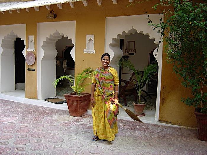 отели Индии и их интерьер 3 48571