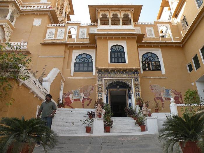 отели Индии и их интерьер 3 48171