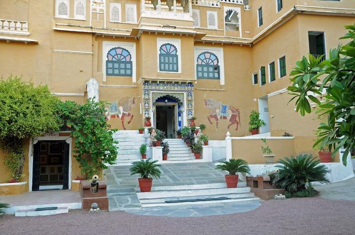 отели Индии и их интерьер 3 45021