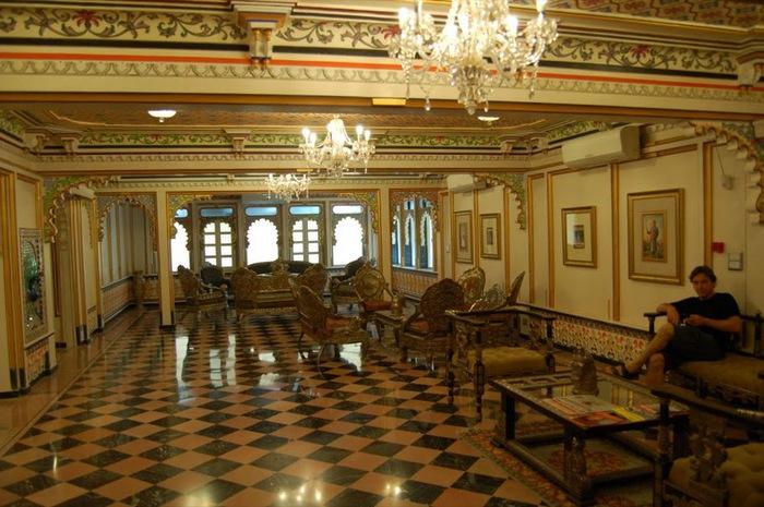отели Индии и их интерьер 4 20915